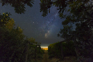 Bungan Beach Milky Way