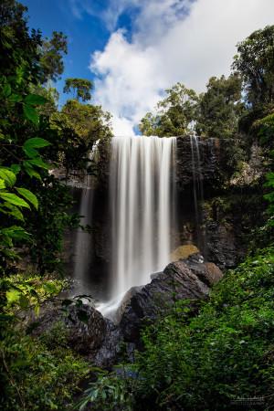 Zillie Falls Queensland