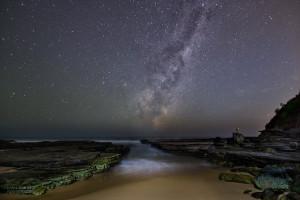 Turimetta Milky Way
